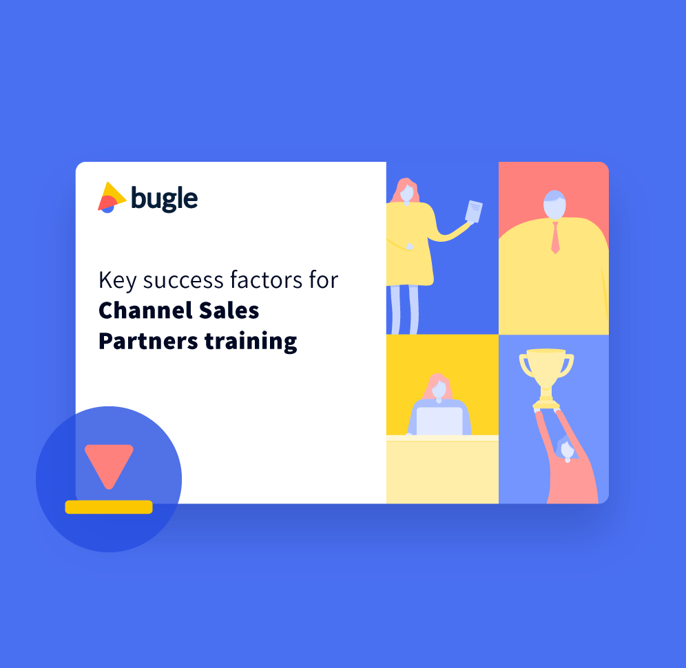 Key Success Factors for Channel Sales Partners Training