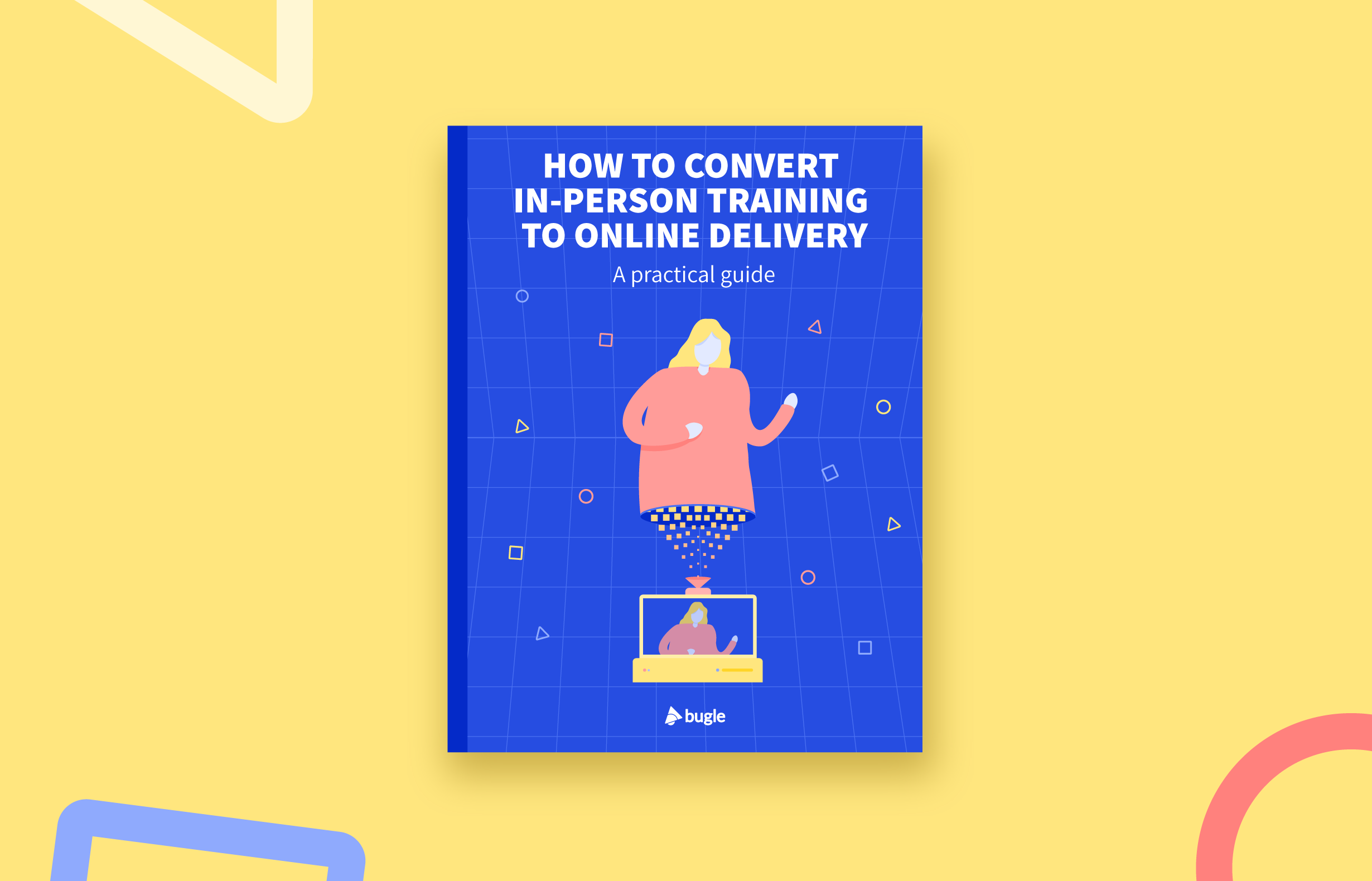 How to convert in-person training to online delivery